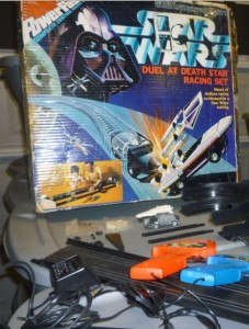 circuit star wars BOXED