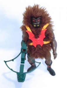 heman black grizzlor rare